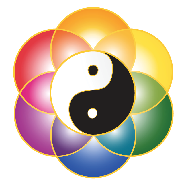 Esoteric Acupuncture- Flower of Life Logo